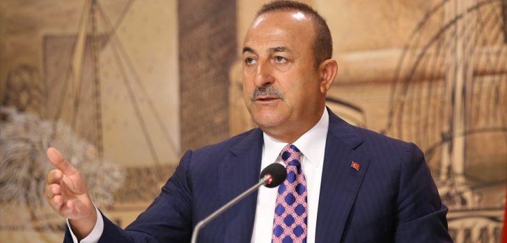 Dışişleri Bakanı Çavuşoğlu: Erdoğan-Trump arasında Libya konusunda olumlu bir yaklaşım var