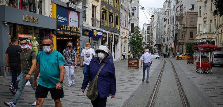 Maske takma zorunluluğuna uymayanlara 900 lira ceza kesilecek