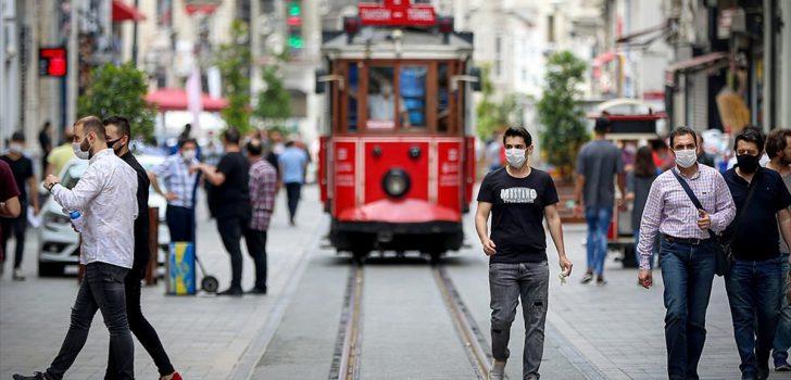 Türkiye'de Kovid-19'dan 160 bin 240 kişi iyileşti