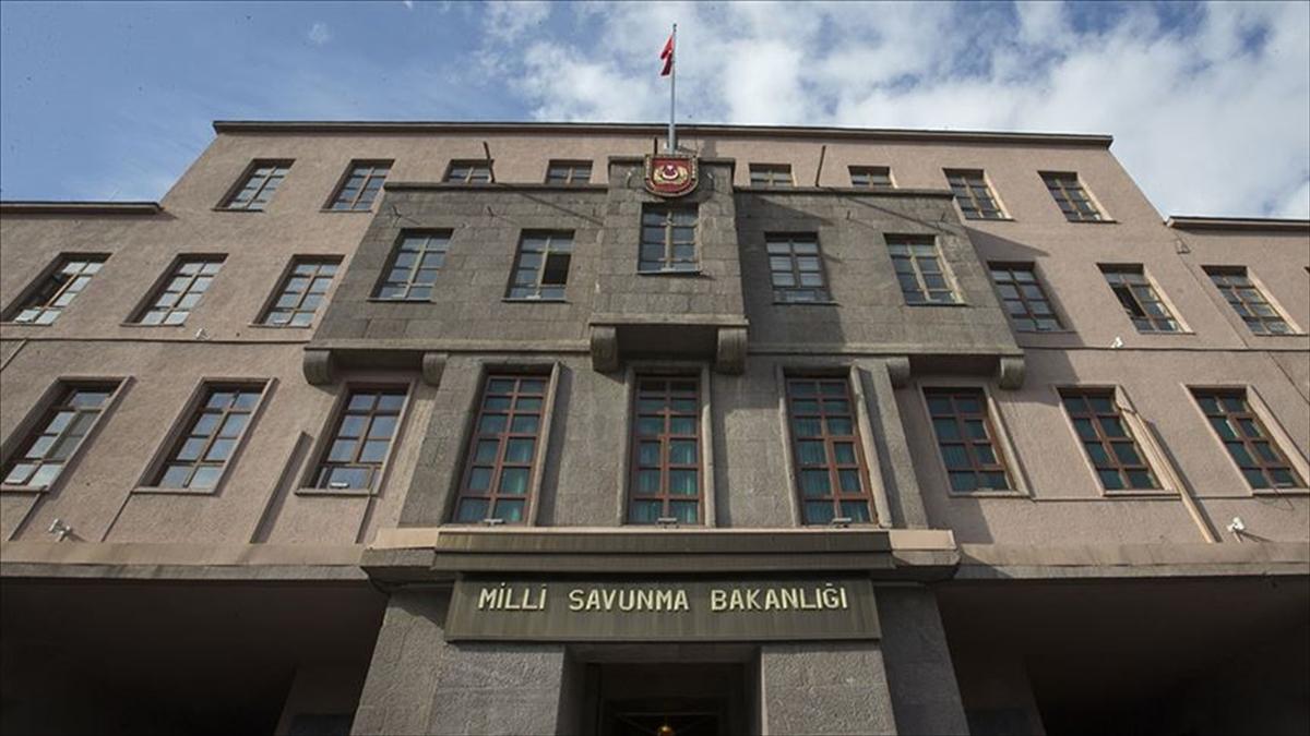 MSB: Soçi mutabakatından bugüne Barış Pınarı bölgesinde 998 PKK/YPG'li terörist etkisiz hale getirildi