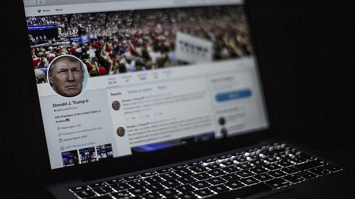 Twitter'dan Trump'ın paylaşımına 'kötü davranış' etiketi