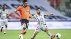 Medipol Başakşehir ile Galatasaray puanları paylaştı