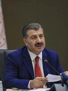 Sağlık Bakanı Koca'dan 'tedbir' uyarısı