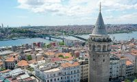 Galata Kulesi'nde bakım çalışmaları sonbahara bırakıldı