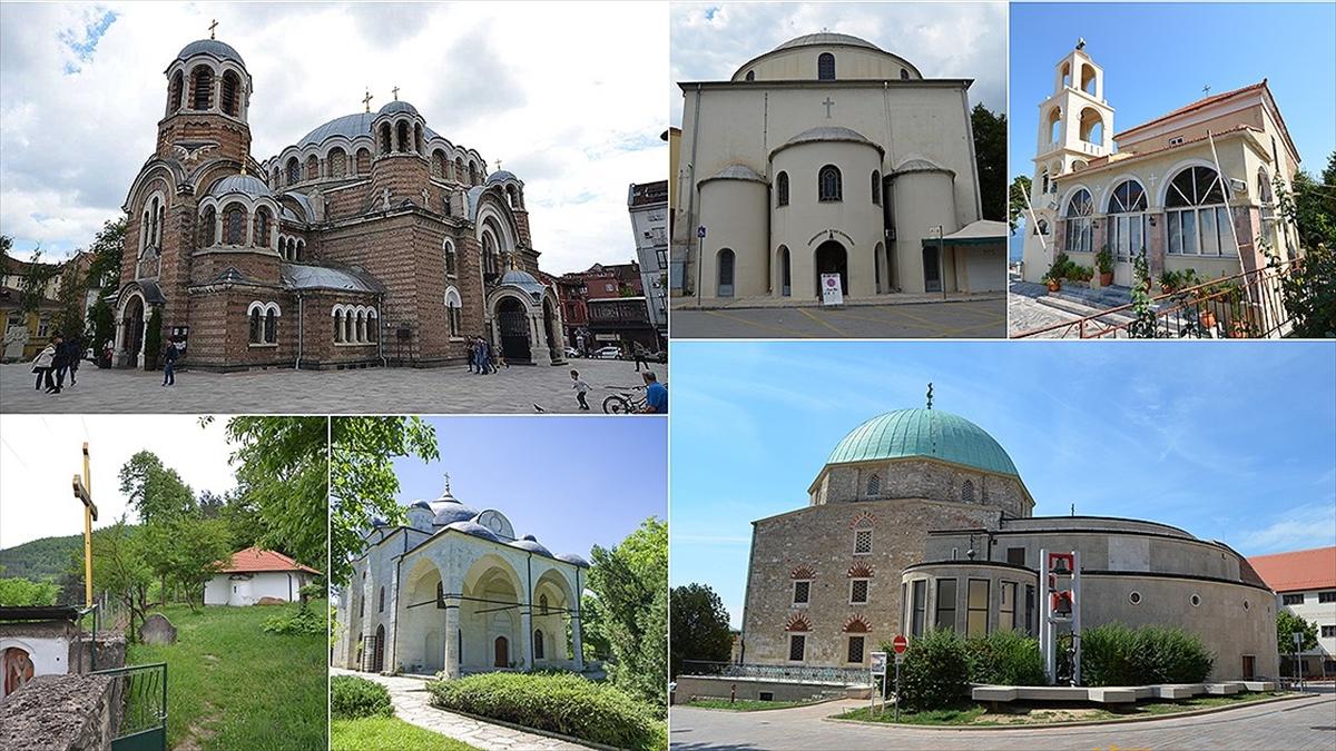 18 ülkede 329 Türk mimari eserini kiliseye çevirdiler