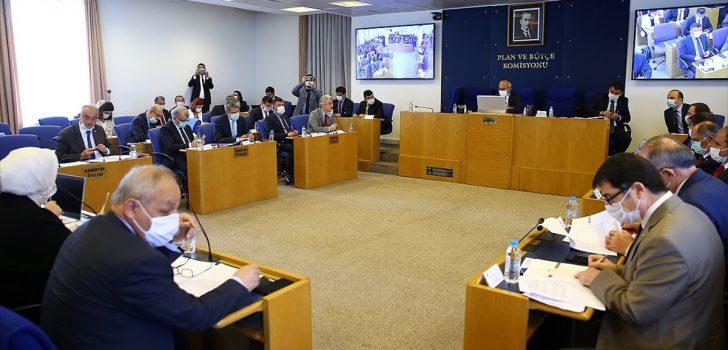 İstihdama ilişkin kanun teklifi TBMM Plan ve Bütçe Komisyonunda kabul edildi