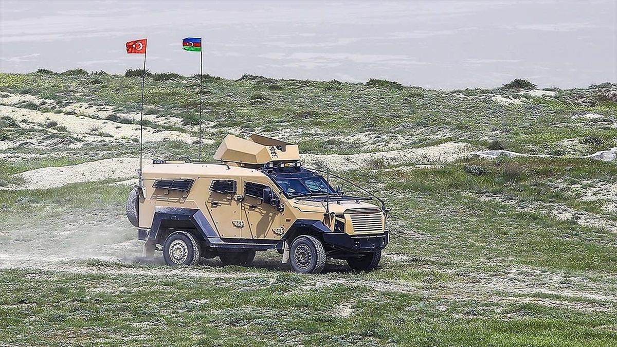 Türk ve Azerbaycan orduları geniş kapsamlı ortak tatbikata başlıyor