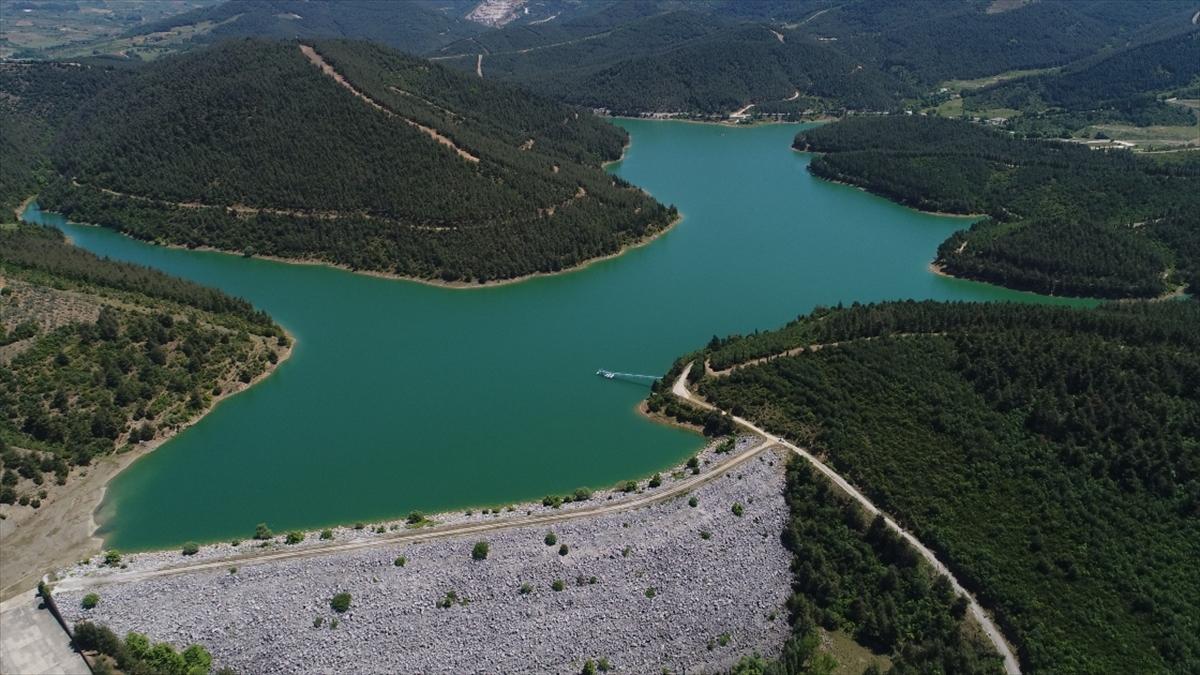 Tarım ve Orman Bakan Yardımcısı Metin: Barajlarımızın doluluk oranı yüzde 76 seviyesinde
