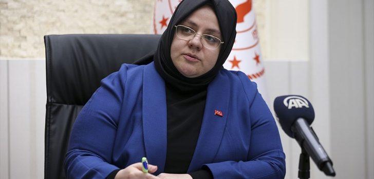 Bakan Zehra Zümrüt Selçuk: Adana'daki yangında evleri yanan vatandaşlarımız için 1 milyon TL kaynak aktarıyoruz