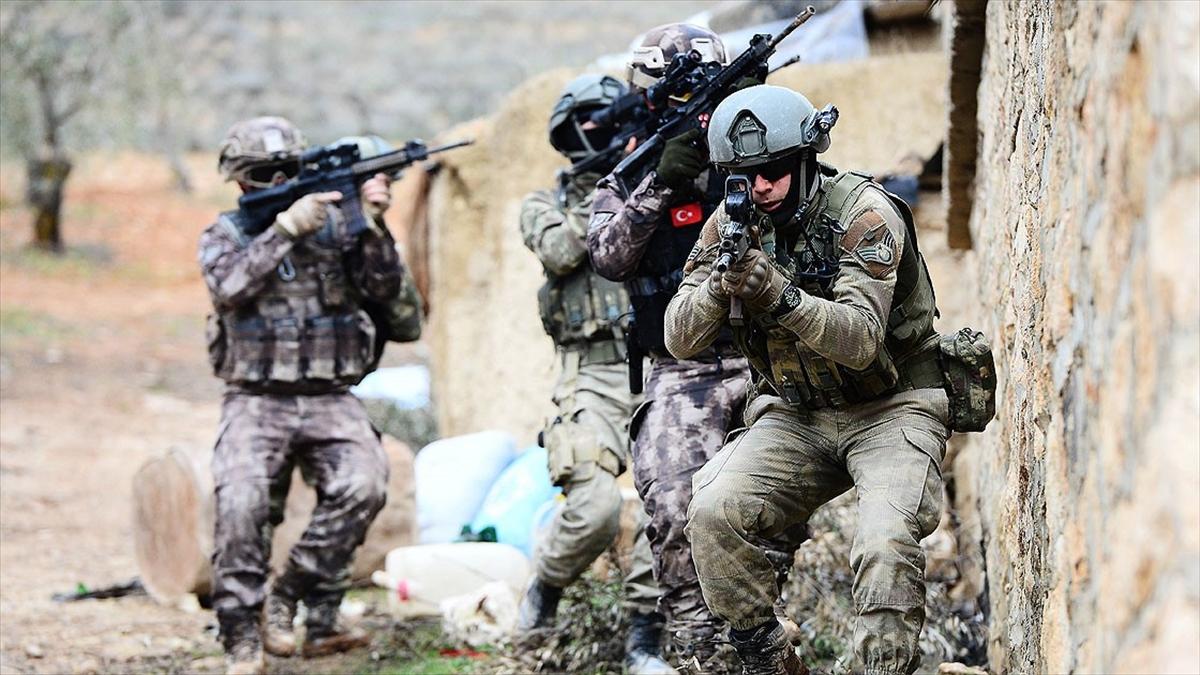 Diyarbakır'da 'Yıldırım-7 Lice Narko-Terör Operasyonu' başladı