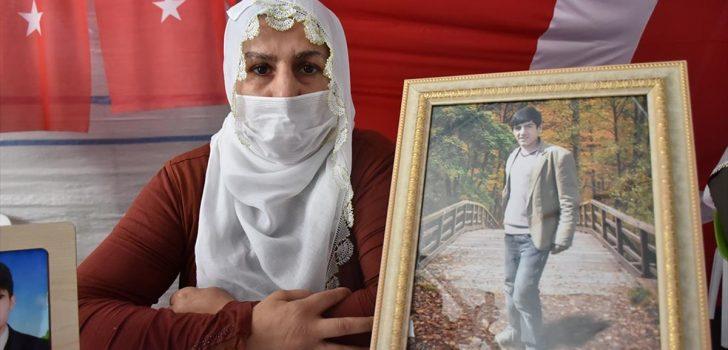 Diyarbakır annelerinden Salim: Oğlumu almadan buradan gitmiyorum. Bu eyleme devam edeceğim