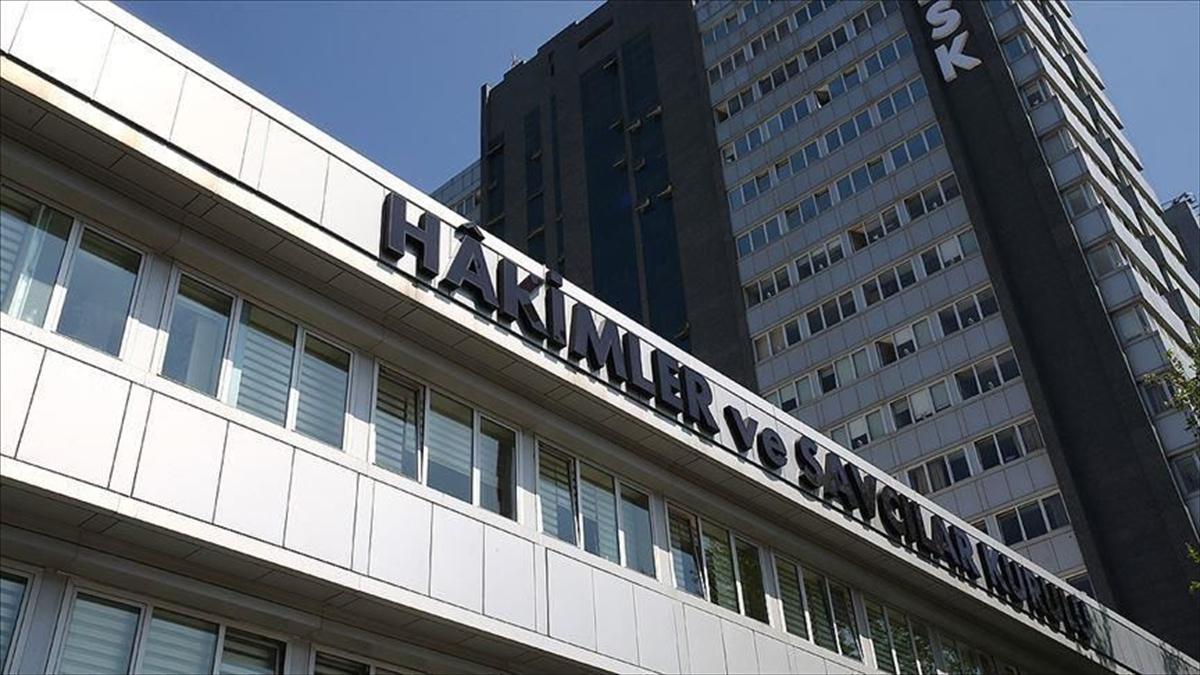 HSK'den 'yargı alanı değişikliği' kararı