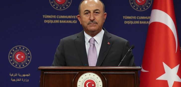Dışişleri Bakanı Çavuşoğlu: 98 yıl önce de başkalarına güvenenlerin sonu hüsran oldu