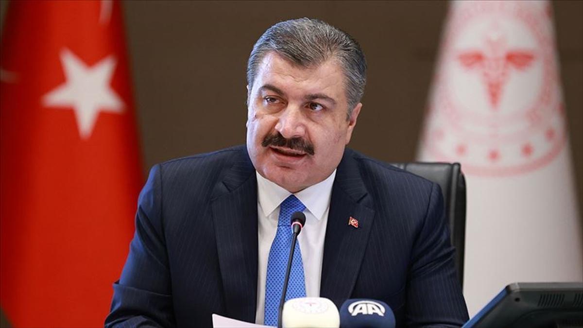 Sağlık Bakanı Koca'dan 'şiddete karşı bir olmalıyız' çağrısı