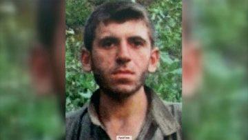 Kırmızı bültenle aranan PKK'nın sözde Metina istihbarat sorumlusu etkisiz hale getirildi
