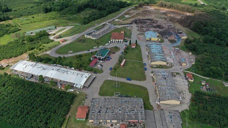 Havai fişek fabrikasındaki patlamaya ilişkin 7 şüpheli hakkında 22 yıl 6'şar ay hapis cezası istendi
