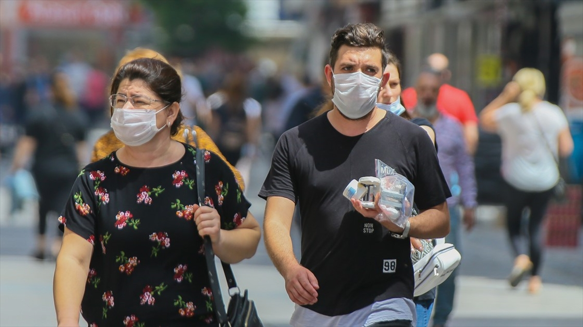 Türkiye'de son 24 saatte 2209 kişiye hastalık tanısı konuldu