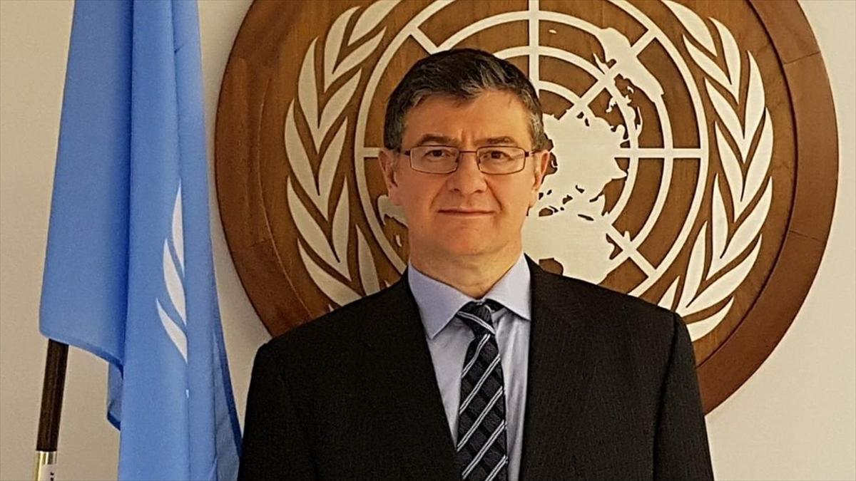 Cihan Terzi BM Bütçe ve İdare Danışma Komitesi üyeliğine yeniden seçildi