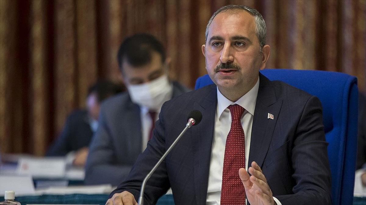Adalet Bakanı Gül: Yatırımları yeşerten ve bereketlendiren iklim, hukuk devletidir