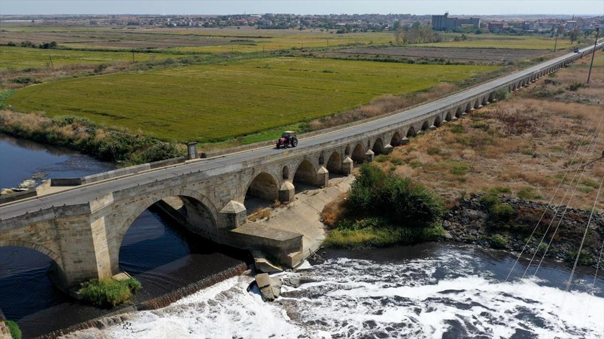 UNESCO Dünya Mirası Geçici Listesi'nde bulunan Uzunköprü onarıma alınacak