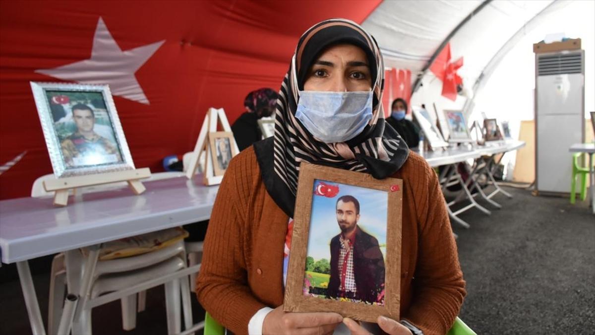 Anne İmmihan Nilifırka: Evlatlarımız HDP tarafından kaçırıldı. Doğru adresteyiz