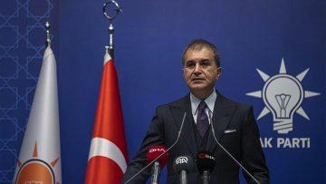 AK Parti Sözcüsü Çelik: Avrupa demokrasisi Türkiye'ye borçludur