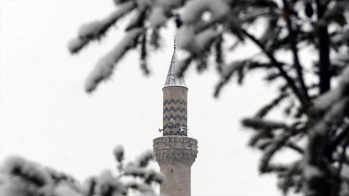 Doğu Anadolu'da 4 il kar yağışıyla beyaza büründü