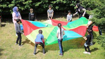 Salgın sürecinde yetim çocuklara 'çevrim içi terapi' desteği
