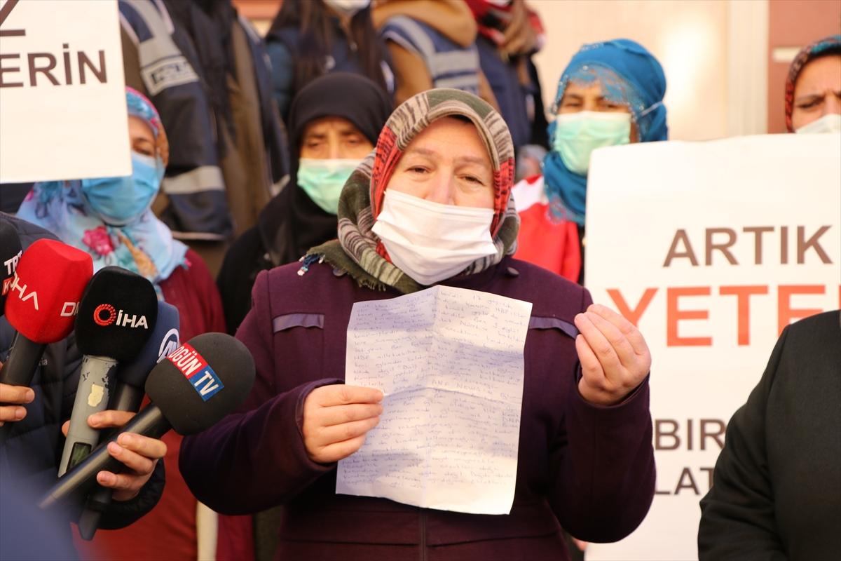 Diyarbakır annelerinden Mevlüde Üçdağ: Oğlumu ölü veya diri istiyorum
