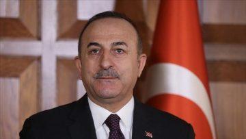 Çavuşoğlu'ndan Brüksel ziyareti öncesi AB'ye 'samimi ve sonuç odaklı diyalog' mesajı