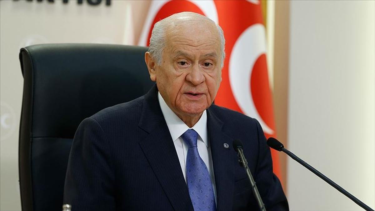 MHP Genel Başkanı Bahçeli: Sayın Cumhurbaşkanı'na 'sözde' demek Türk milletine hakarettir