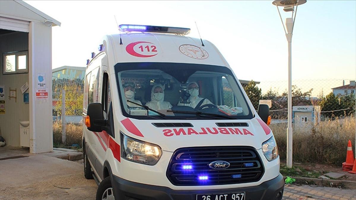 112 Acil Çağrı Merkezi'nin faaliyete geçtiği il sayısı 58'e ulaştı