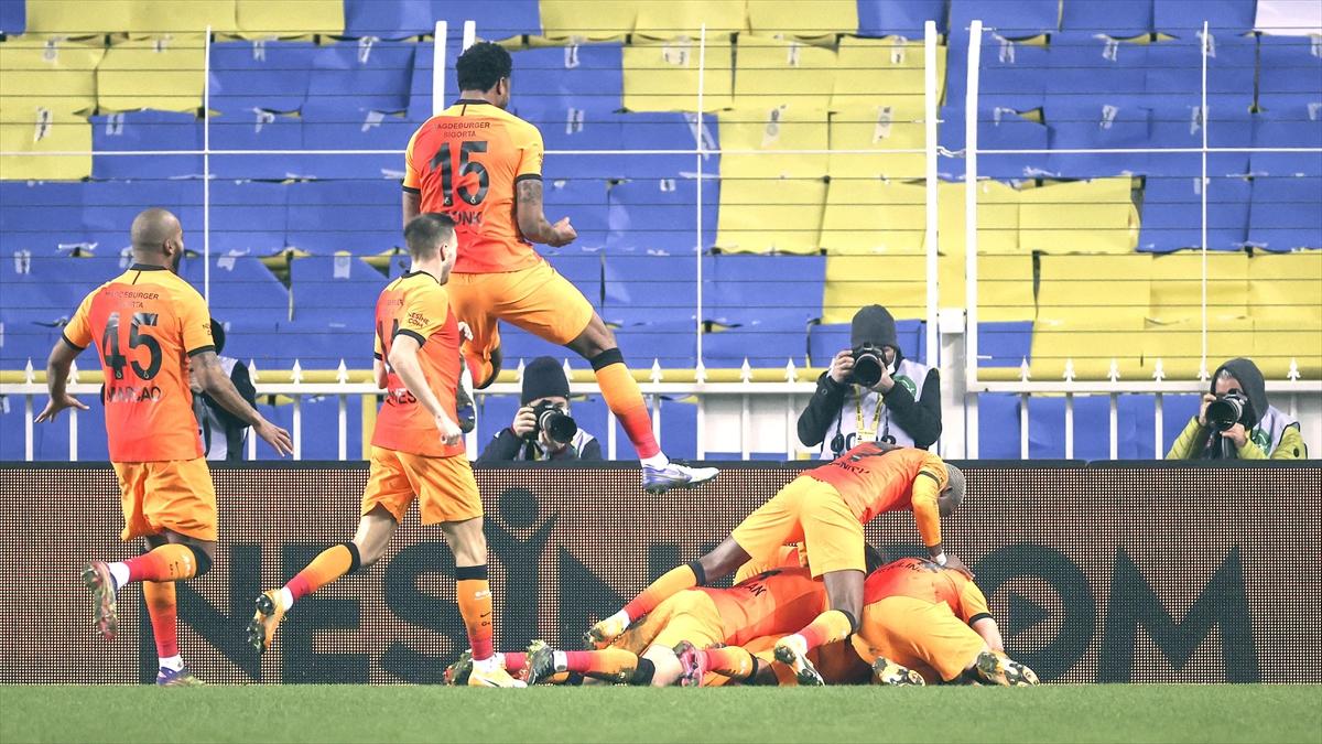 Derbinin kazananı Galatasaray