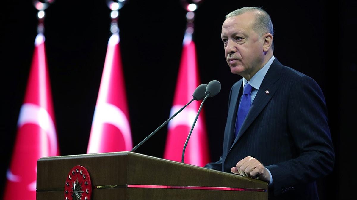 Cumhurbaşkanı Erdoğan İnsan Hakları Eylem Planı'nı yarın açıklayacak