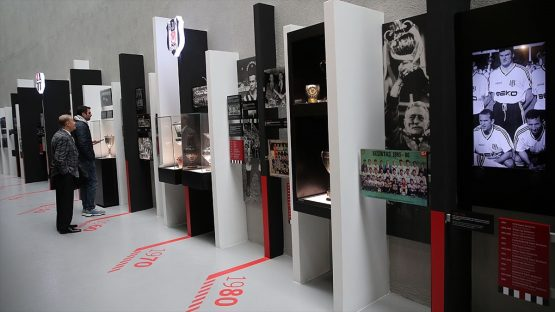 Beşiktaş Kulübü 118 yaşında