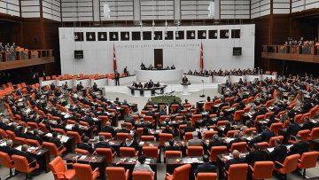 TBMM Anayasa Komisyonu Başkanı Bozdağ: 1347 milletvekili fezlekesi incelemeye alındı