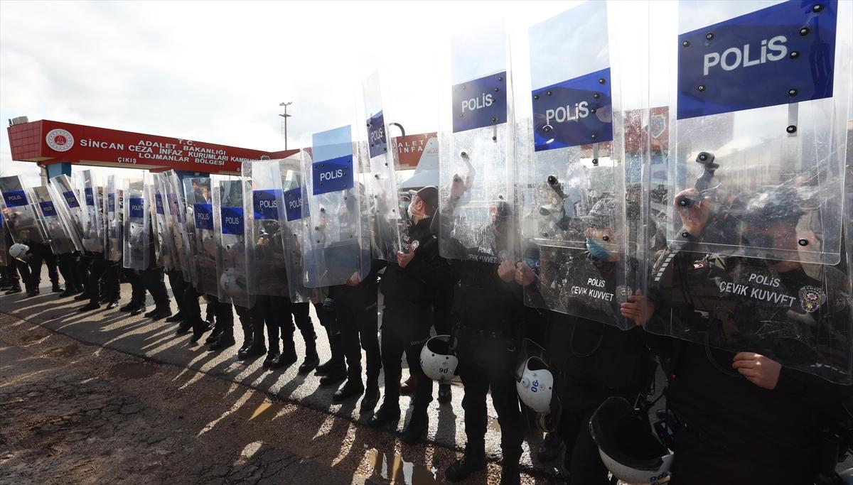 Kobani bahanesiyle düzenlenen eylemlere ilişkin dava başladı