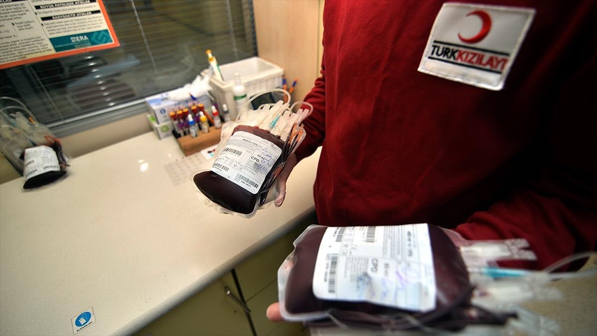 Düzenli kan bağışı, kalp krizi ve kanser riskini azaltıyor