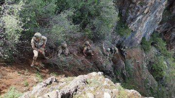 Pençe-Şimşek ve Pençe-Yıldırım operasyonlarında 72 terörist etkisiz hale getirildi