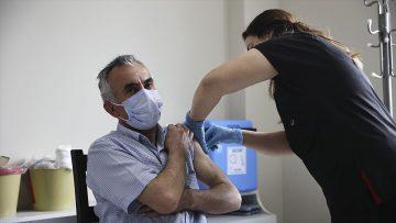 Aile sağlığı merkezlerinde BioNTech aşısı yapılmaya başlandı