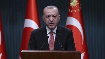 Cumhurbaşkanı Erdoğan, YKS adaylarına başarı diledi