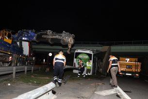 Bahçelievler'de trafik kazası: 4 yaralı