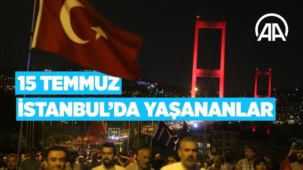 Darbe girişiminin kilit noktası İstanbul'da yaşananlar