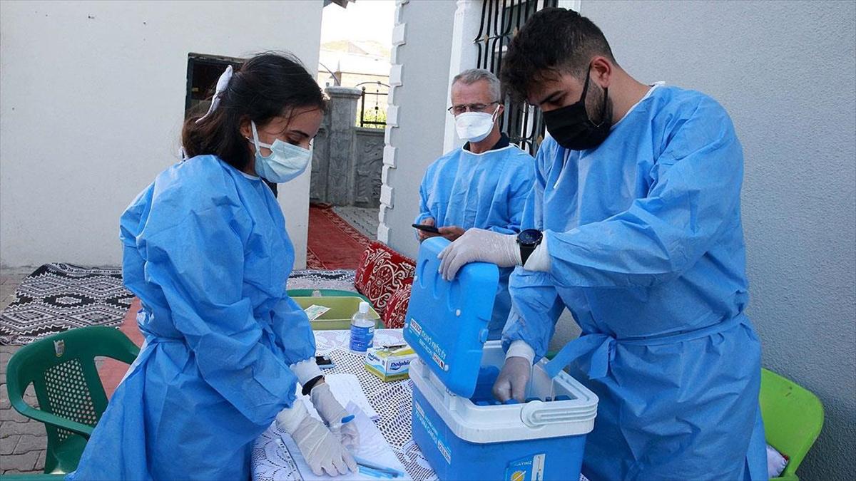 Bitlis'te sağlık ekipleri aşılamada 'turuncu' seferberliği başlattı