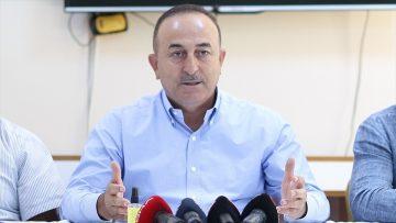 Bakan Çavuşoğlu: Yangından etkilenen mahalle 59, bina 3 bin 231, bağımsız bölüm 6 bin 359 olarak tespit edildi