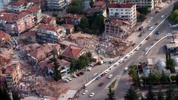 Türkiye 2010'dan bu yana 300 bin kez 'sallandı'