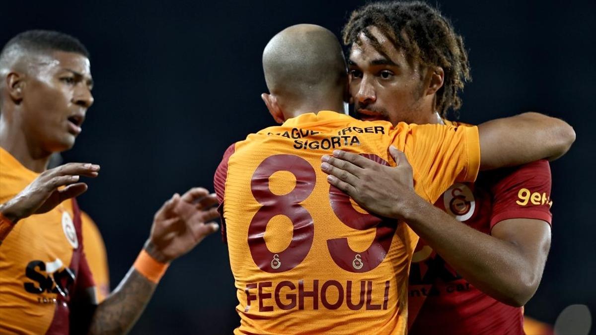 Galatasaray Süper Lig'de 2'de 2 yaptı