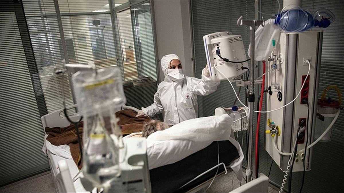Türkiye'de 21 bin 893 kişinin Kovid-19 testi pozitif çıktı, 252 kişi hayatını kaybetti