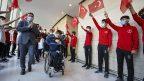 Para milli sporcular Tokyo 2020'yi rekor sayıda madalyayla tamamladı
