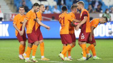 Galatasaray, Kayseri deplasmanında